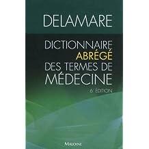 Dictionnaire Abrege des Termes de Medecine 6e Ed.