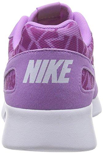 Nike Kaishi Print - Zapatillas Mujer Morado (fuchsia glow/white-fuchsia flash)