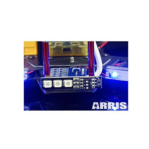 ARRIS FPV250 LED Night Light Combo
