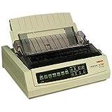 "Oki Data - Oki Microline 391 Turbo Dot Matrix Printer - 24-Pin - 390 Cps Mono - 360 X 360 Dpi - Parallel, Usb ""Product Category: Printers/Dot Matrix Printers"""