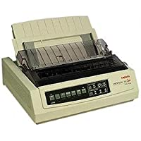 Oki Data - Oki Microline 391 Turbo Dot Matrix Printer - 24-Pin - 390 Cps Mono - 360 X 360 Dpi - Parallel, Usb Product Category: Printers/Dot Matrix Printers