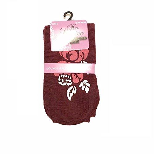 taille Berry pour femme MAGNUM LTD Chaussons Flower 1 FASHION Print unique CwAqX8x66