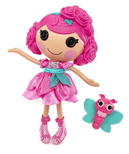 Mini Lalaloopsy Doll - Rosebud Longstem