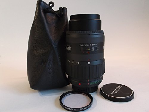 (Pentax Power Zoom SMCP-FA 70-200mm f/4.0-5.6 Lens)