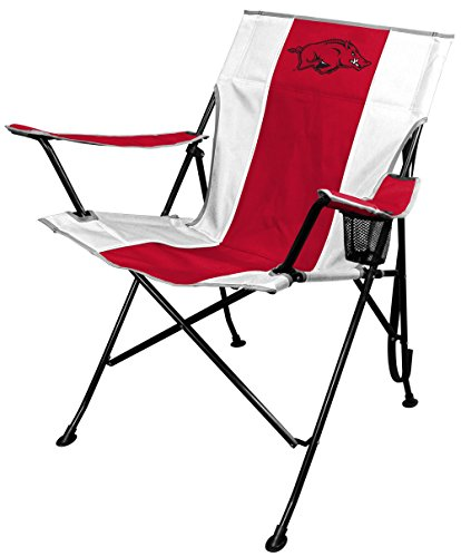 Beau Amazon.com : NCAA Portable Folding Tailgate Chair With Cup Holder And  Carrying Case : Sports U0026 Outdoors