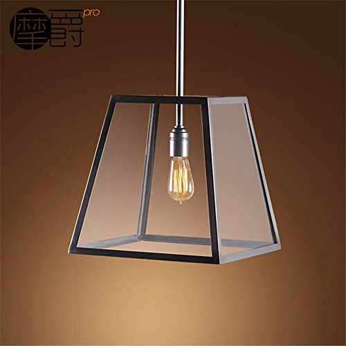 Rectangular Glass Pendant Lighting in Florida - 9