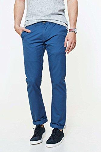 Pantalon Chino Ben Sherman Slim Marine Homme