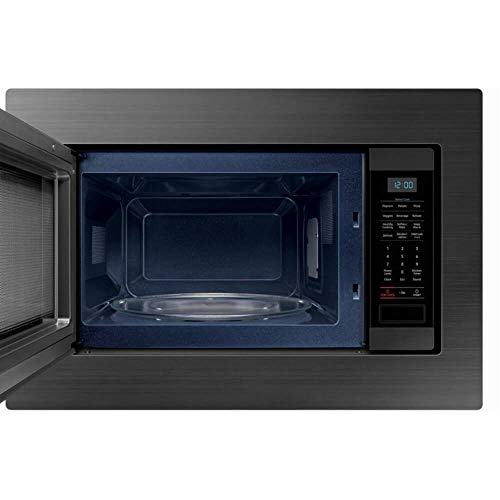 Samsung MS19M8020TG 1.9 Cu. Ft. Black Stainless Countertop Microwave for Built-In Application MS19M8020TG/AA by Samsung (Image #4)