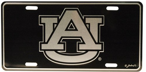 Plate License Auburn Tigers Logo - NCAA Auburn Tigers Car Tag Elite