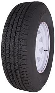 Amazon.com: Carlisle Radial Trail Trailer Tire - ST205/75R14 TL: Automotive