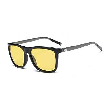 CCGSDJ Gafas De Sol Unisex De Visión Nocturna ...