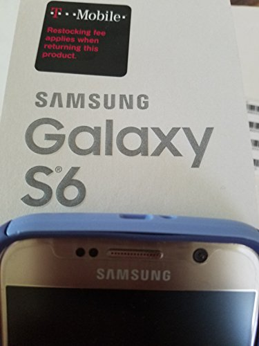 Samsung Galaxy S6 SM-G920T Gold 32GB - Unlocked Samsung Galaxy T Mobile