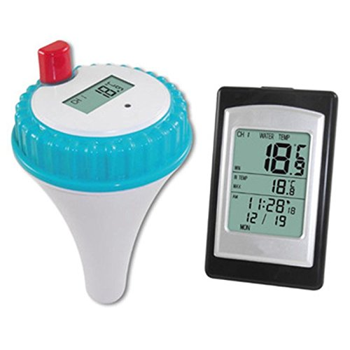TOOGOO Professional Wireless Digital Swimming Pool Thermometer by Toogoo