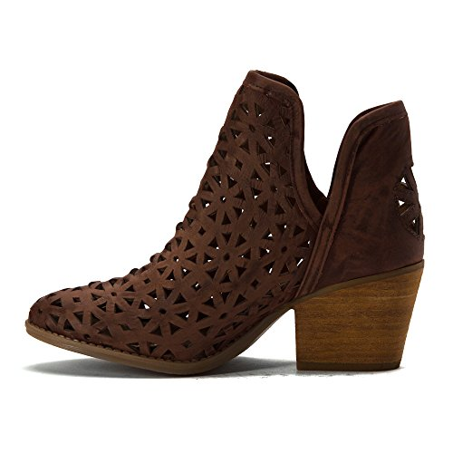 Dark Ankle Women's amp; Cloud Bootie Brown Athena Musse WR4gnZn