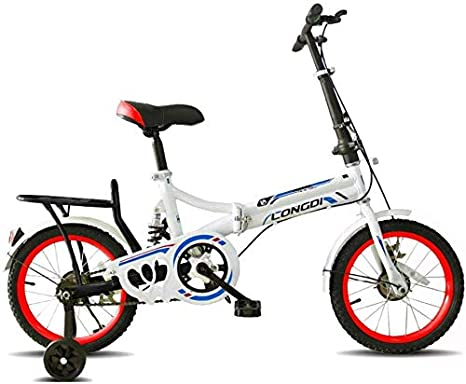 Balance Bikes, Bicicleta Plegable para niños Bicicleta portátil ...