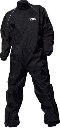 IXS Orca Evo Rain Suit (Black, XX-Large) by IXS