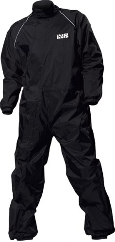 IXS Orca Evo Rain Suit (Black, Large)