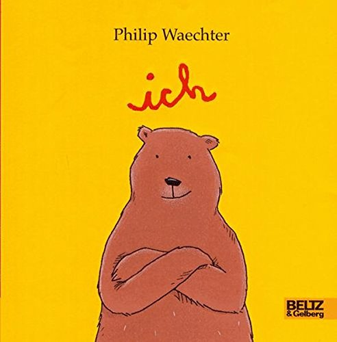Philip Waechter Ich Liebeserklärung