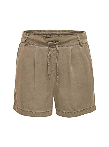 Beige Only Donna Bermuda 15127176 E Poptrash Shorts RqpaRAw