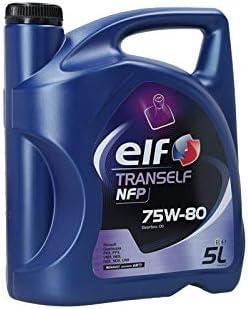 Aceite de recinto Elf tranself NFP 75 W80