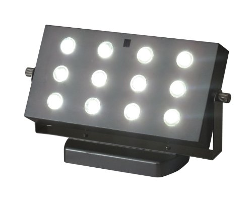 Acolyte Battery Powered E-Wall Wash, 12 White Bright SMD ()