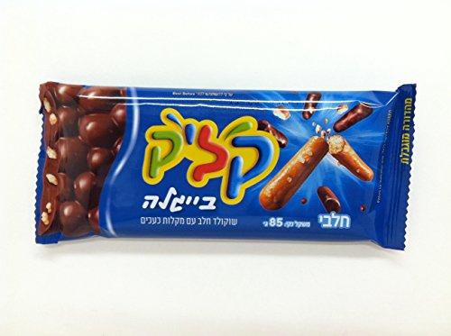KLIK XL PRETZEL Chocolate Bar Pack of 3