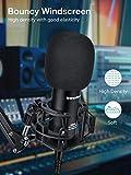InnoGear USB Microphone, 192KHZ/24BIT Plug & Play