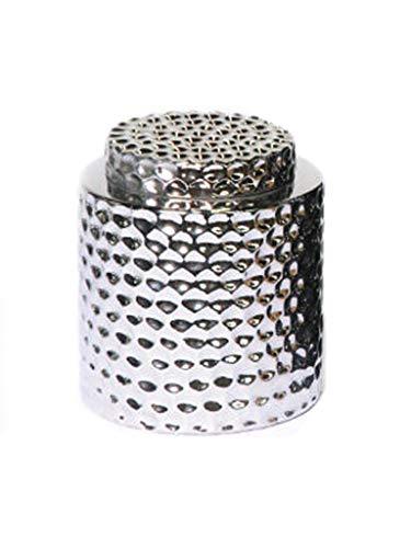 Pote Com Tampa Silver Sarquis Samara Prata