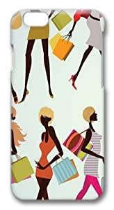 Fashionistas1 Polycarbonate Hard Case Cover for iphone 6 plus 5.5 inch 3D