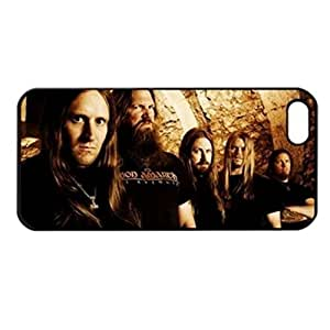Amon Amarth Metal Rock Band Logo Custom Unique Image Rubber Silicone Durable Skin Case Tpu Soft Cover For iPhone 5 5S