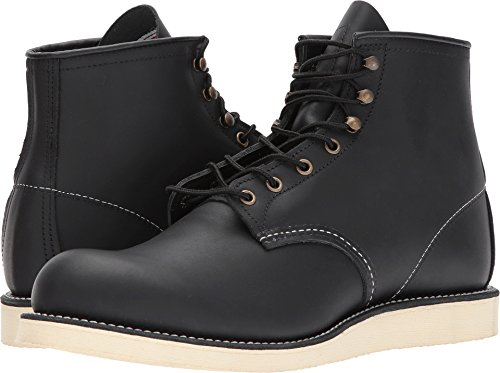 Round Toe Harness Boots - 3
