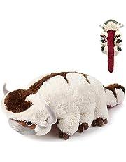 Surakey Kinderen Appa pluche dieren pluche dier zachte appa pluche speelgoed grote koeien pluche dier pluche pop knuffeldier apppa knuffeldier, cadeau van het kind (50 cm)