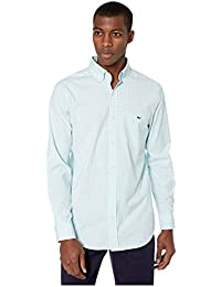 Men's Classic Fit Long-Sleeve Aberdeen Tucker Shirt