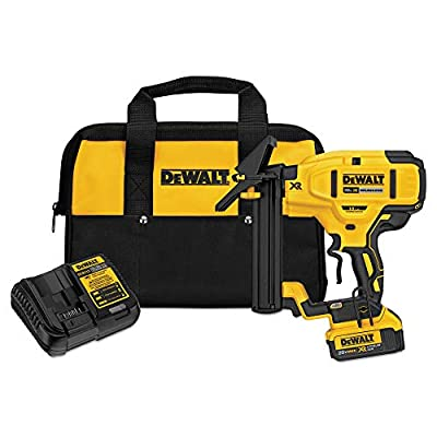 DEWALT DCN682M1 20V 18Ga Floor Stapler Kit
