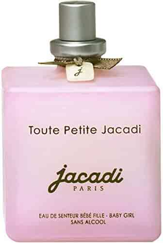 Jacadi Toute Petite Jacadi Bebe Fille - Baby Girl 1.65 oz Eau de Senteur Spray Alcohol Free