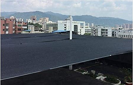 Red de Sombra Tela de Sombra Tela de Protección Solar Tela de Sombra Tela Negra Resistente