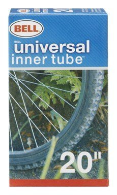 Bell Sports Cycle Products 7015357 20'' Regular Bicycle Inner Tubes by Bell Sports