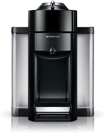 Nespresso ENV135B Coffee and Espresso Machine by De Longhi, Black