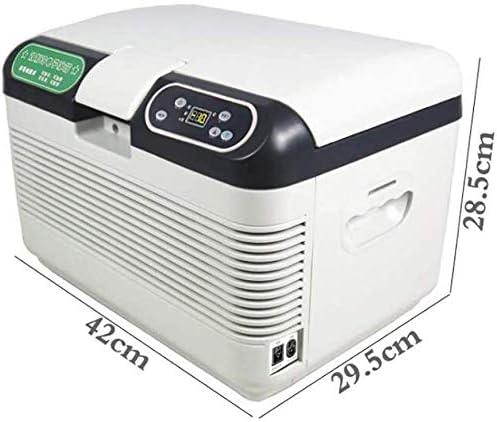 LLYU Si se coloca portátil del refrigerador del Coche 12L Doble ...