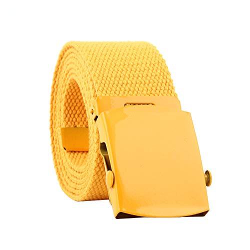 Wicemoon Cinturones de Hombres Ejército Nylon Cinturón Al Aire ...