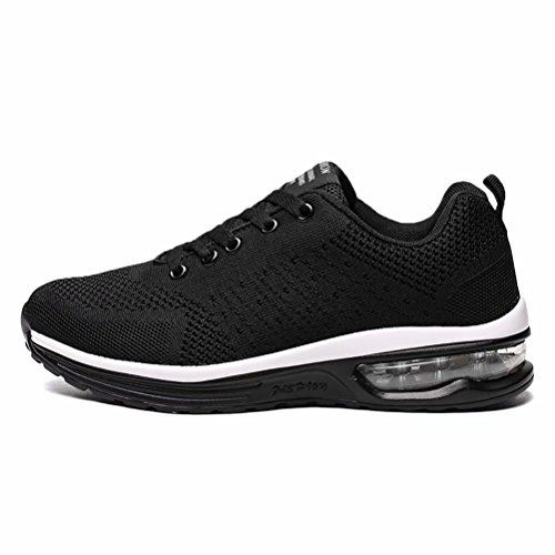 Pictures of JIAWA Mens Sports Running Shoes Womens Cushion 1JRMR506 3