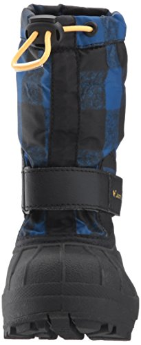 Columbia Unisex Childrens Powderbug Forty Print, Royal, Golden Nugget, 9 M US Little Kid by Columbia (Image #4)