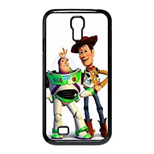 SamSung Galaxy S4 9500 phone cases Black Toy Story Jessie Buzz Lightyear cell phone cases Beautiful gifts JUW80005039