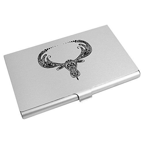 - Azeeda 'Moose Motif' Business Card Holder / Credit Card Wallet (CH00004940)