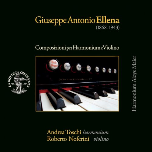Amazon.com: Giuseppe Antonio Ellena: Composizioni per