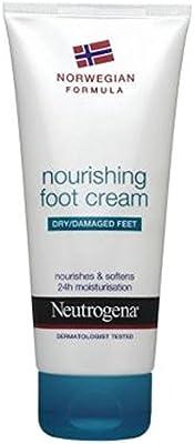 Neutrogena Norwegian Formula Nourishing Foot Cream For Dry Or Damaged Feet 100Ml - Pack of 2