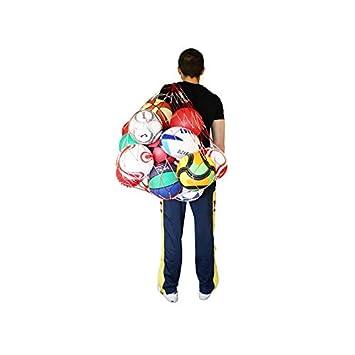 Softee Equipment 0004117 Porta Balones, Unisex, Blanco, S: Amazon.es: Deportes y aire libre