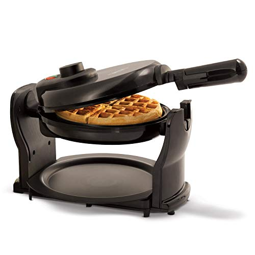 Fantastic Deal! BELLA Rotating Belgian Style Waffle Maker (Renewed)