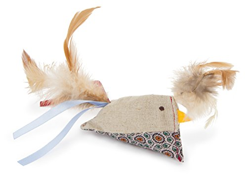 Picture of Petlinks 49712 Chicken Lil' Hyper Nip Catnip Toy