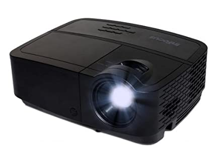 Infocus IN2126A Video - Proyector (3500 lúmenes ANSI, DLP, WXGA ...